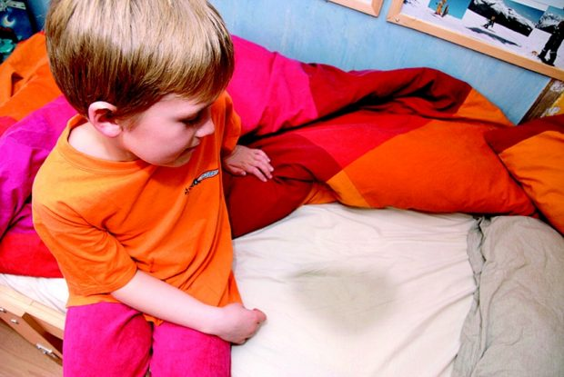 Bedwetting ( nocturnal enuresis) in children and it's